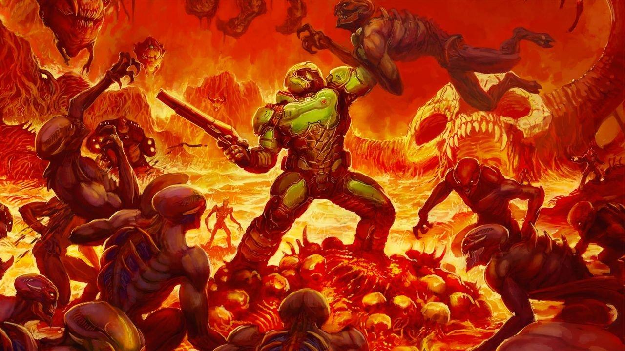 Doom (PS4) Review 3