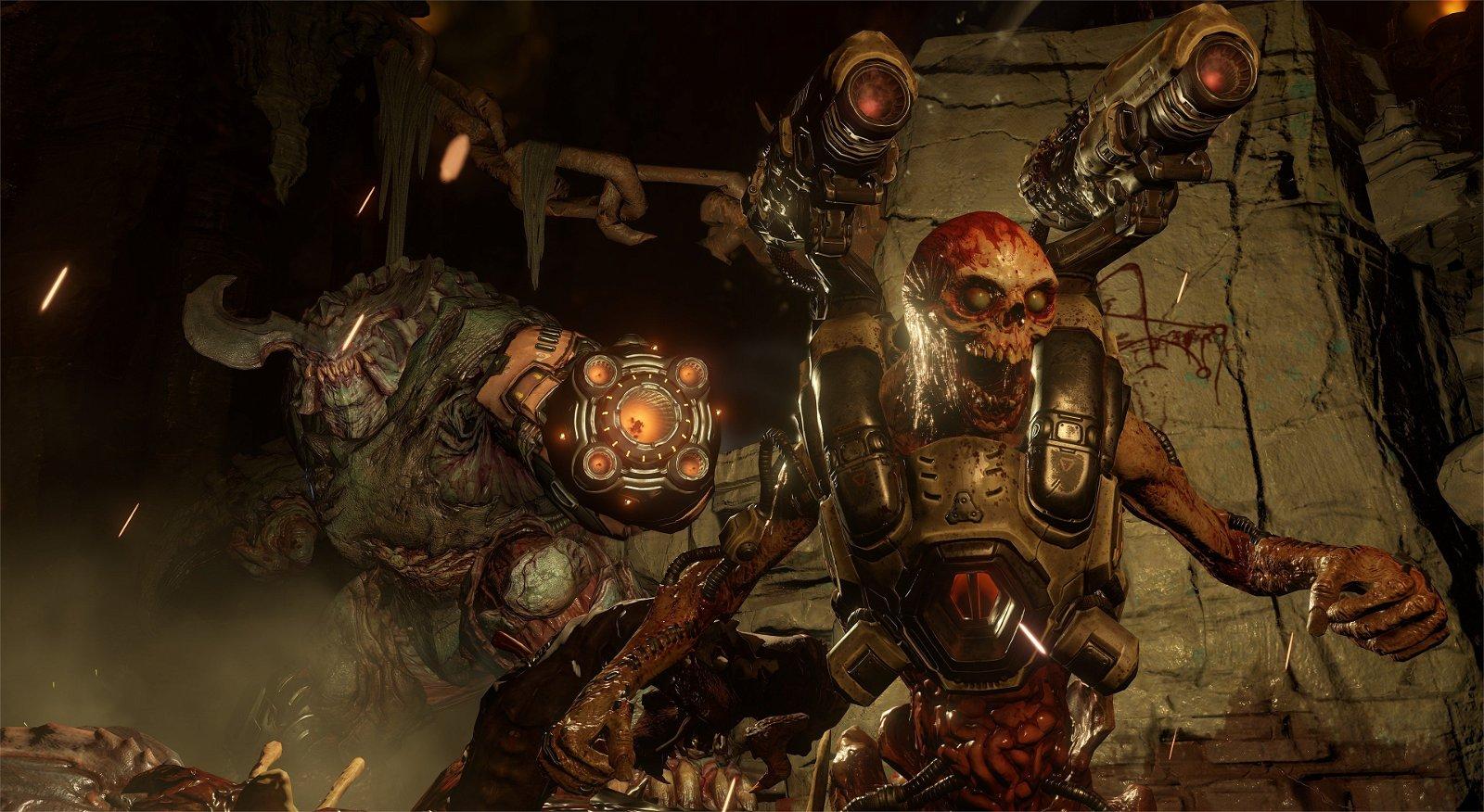 Doom (Ps4) Review 4