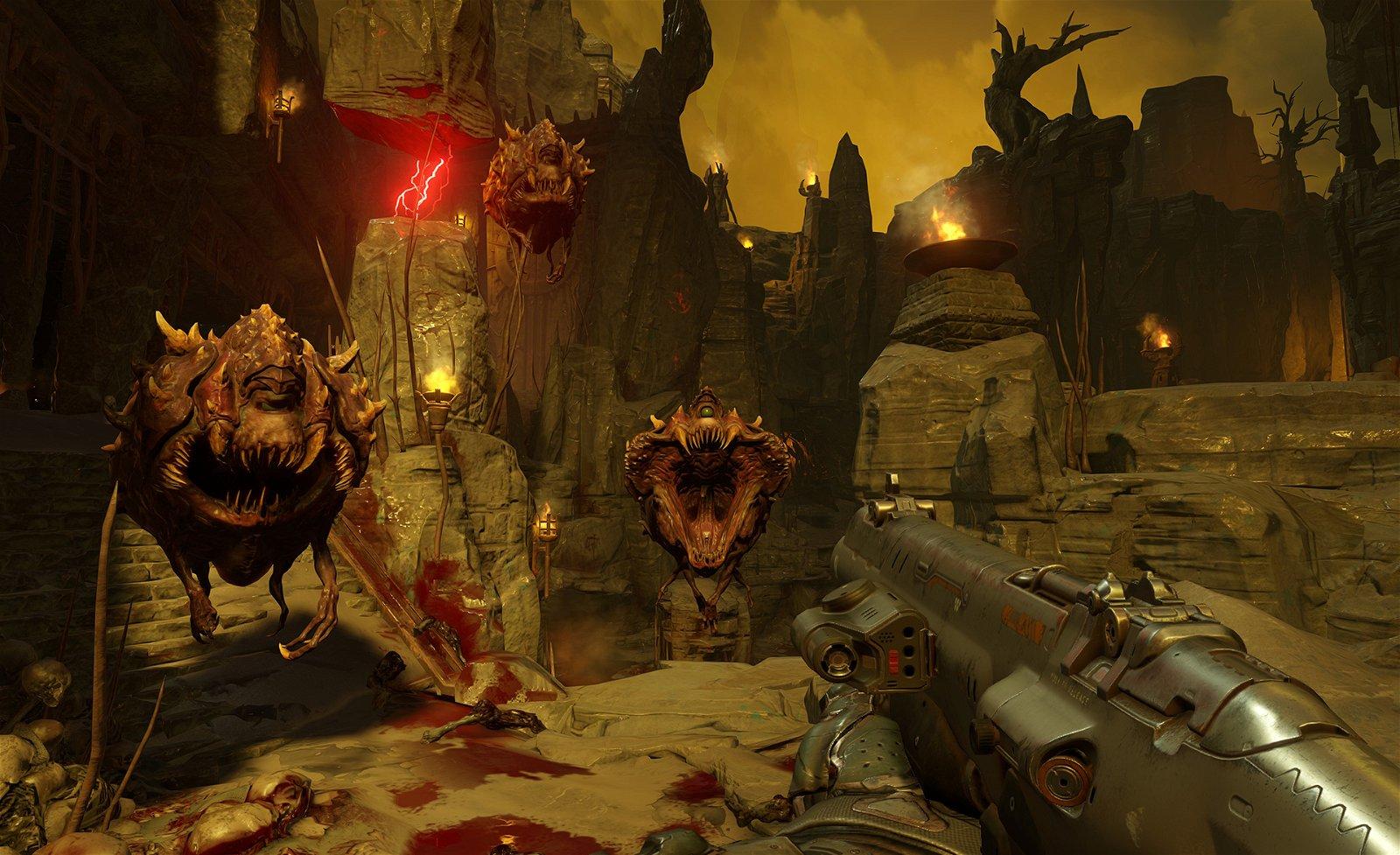 Doom (Ps4) Review 5