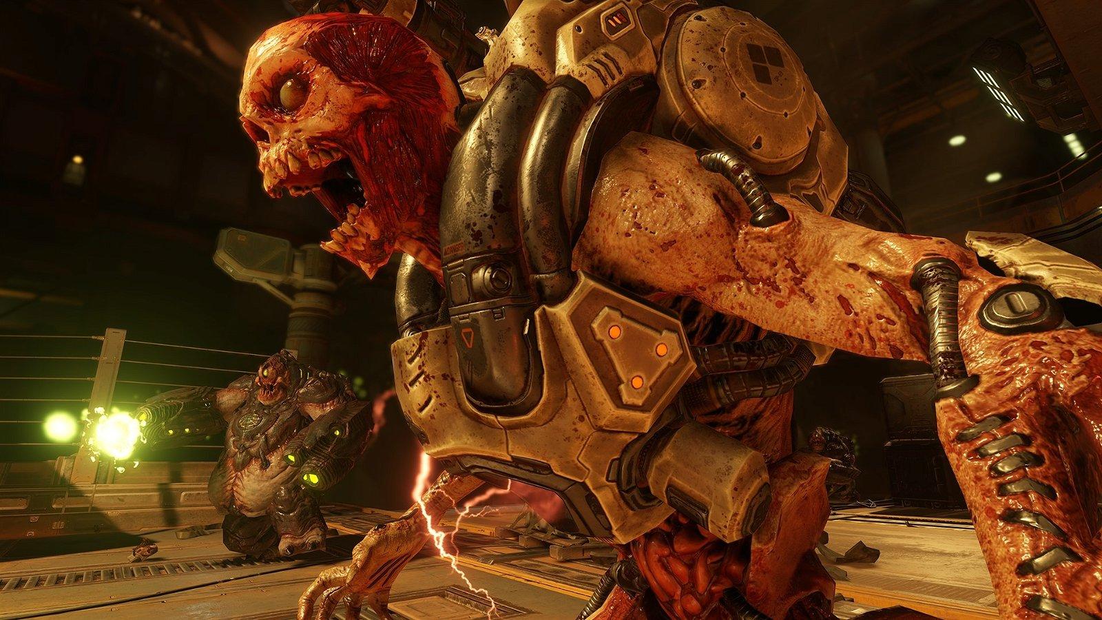 Doom (Ps4) Review 6