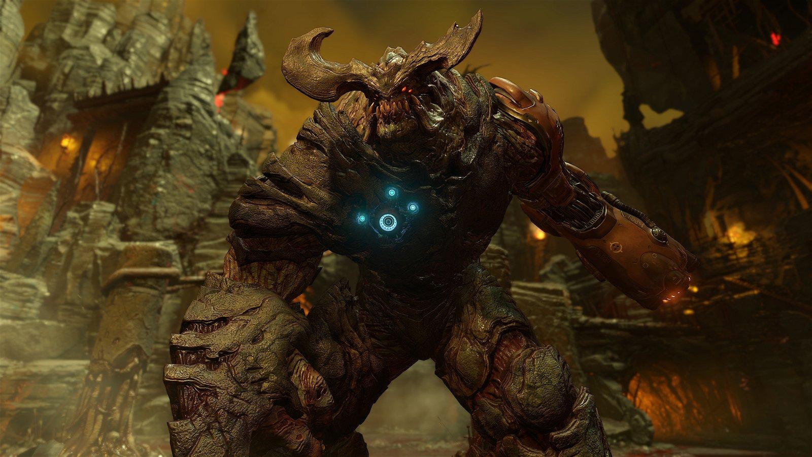 Doom (Ps4) Review 7