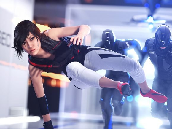 "EA/DICE Release new ""Launch Trailer"" for Mirror's Edge Catalyst"