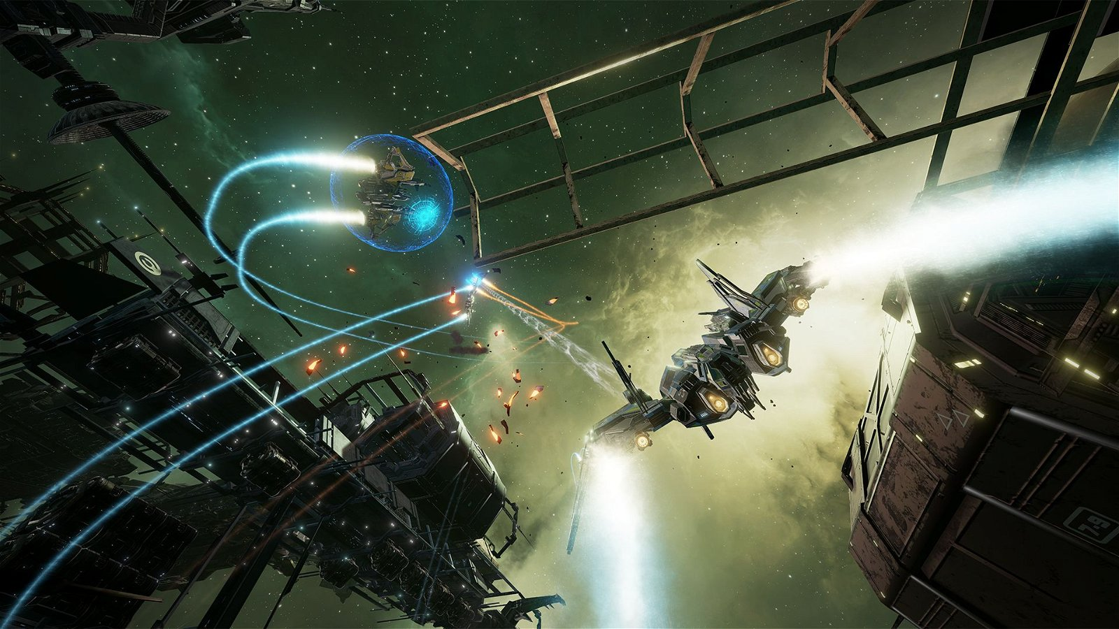 Eve: Valkyrie (Pc) Review