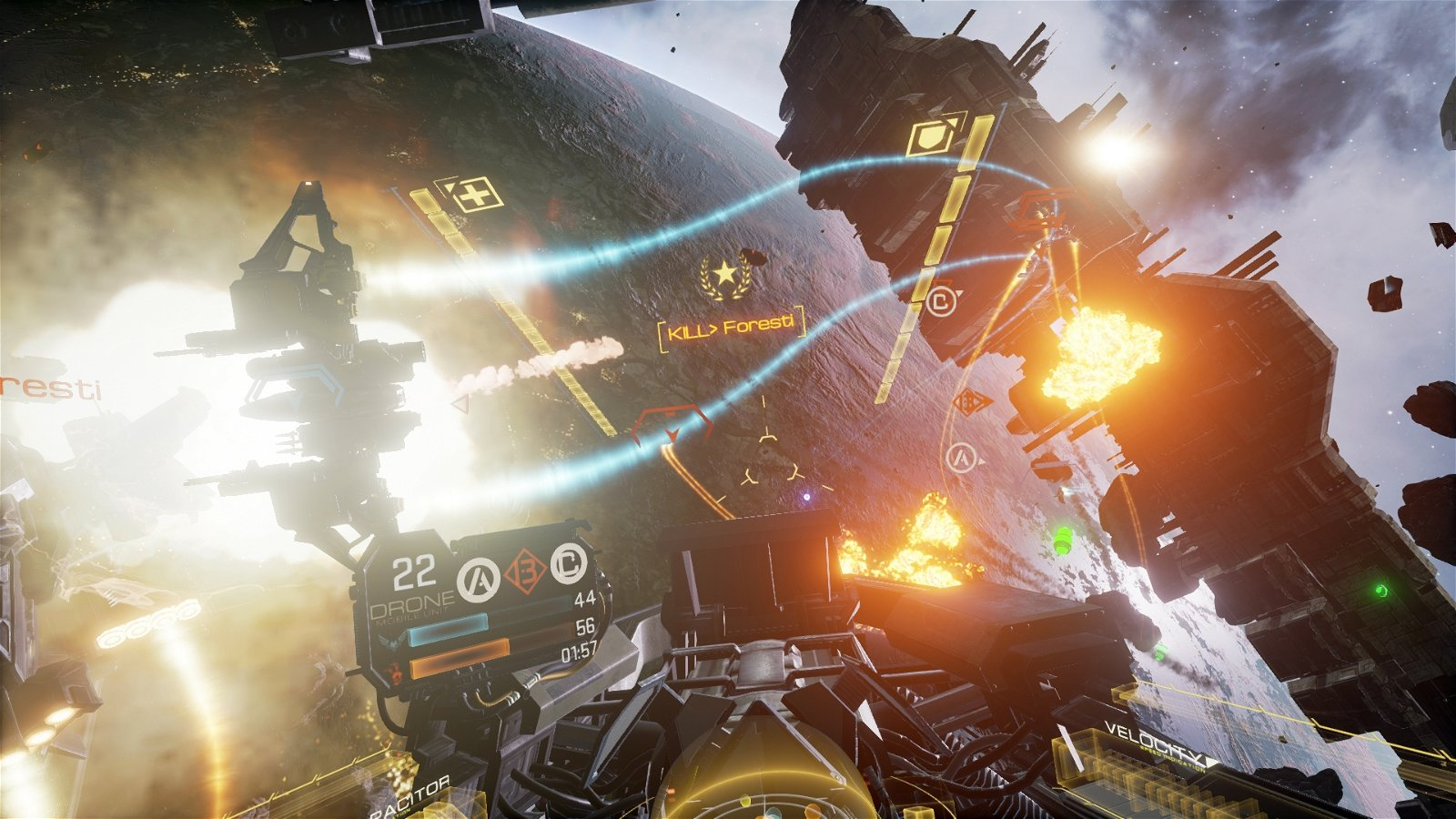 Eve: Valkyrie (Pc) Review 6