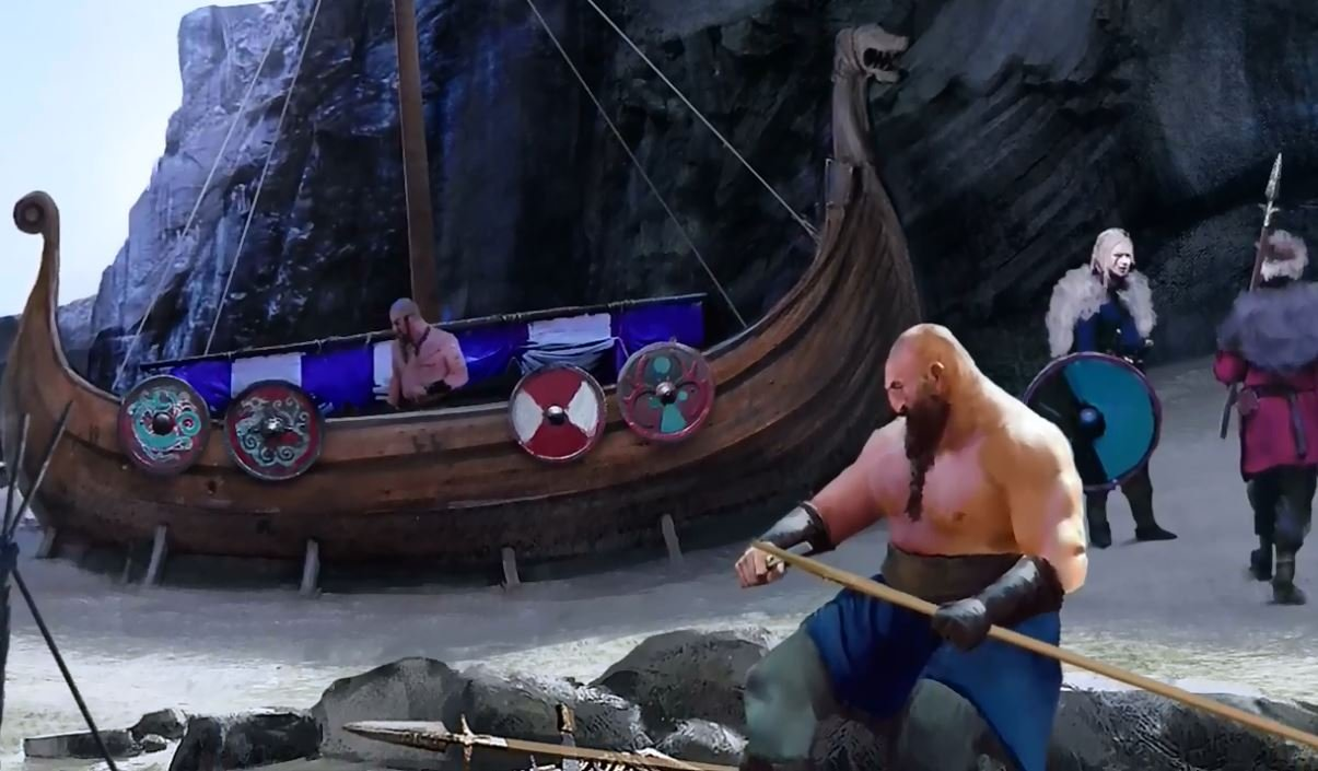 Expeditions: Vikings Preview - Historic Roleplaying At It'S Finest 2