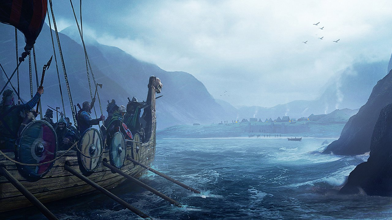 Expeditions: Vikings Preview - Historic Roleplaying at it's Finest