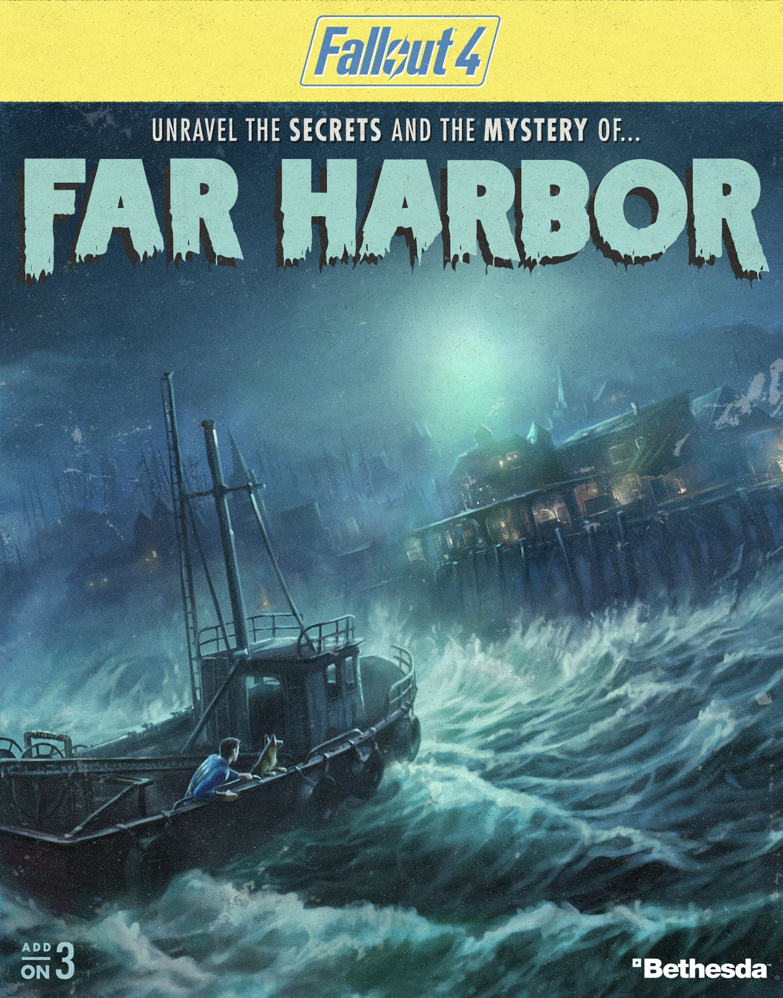 Fallout 4: Far Harbor (DLC) Review 1