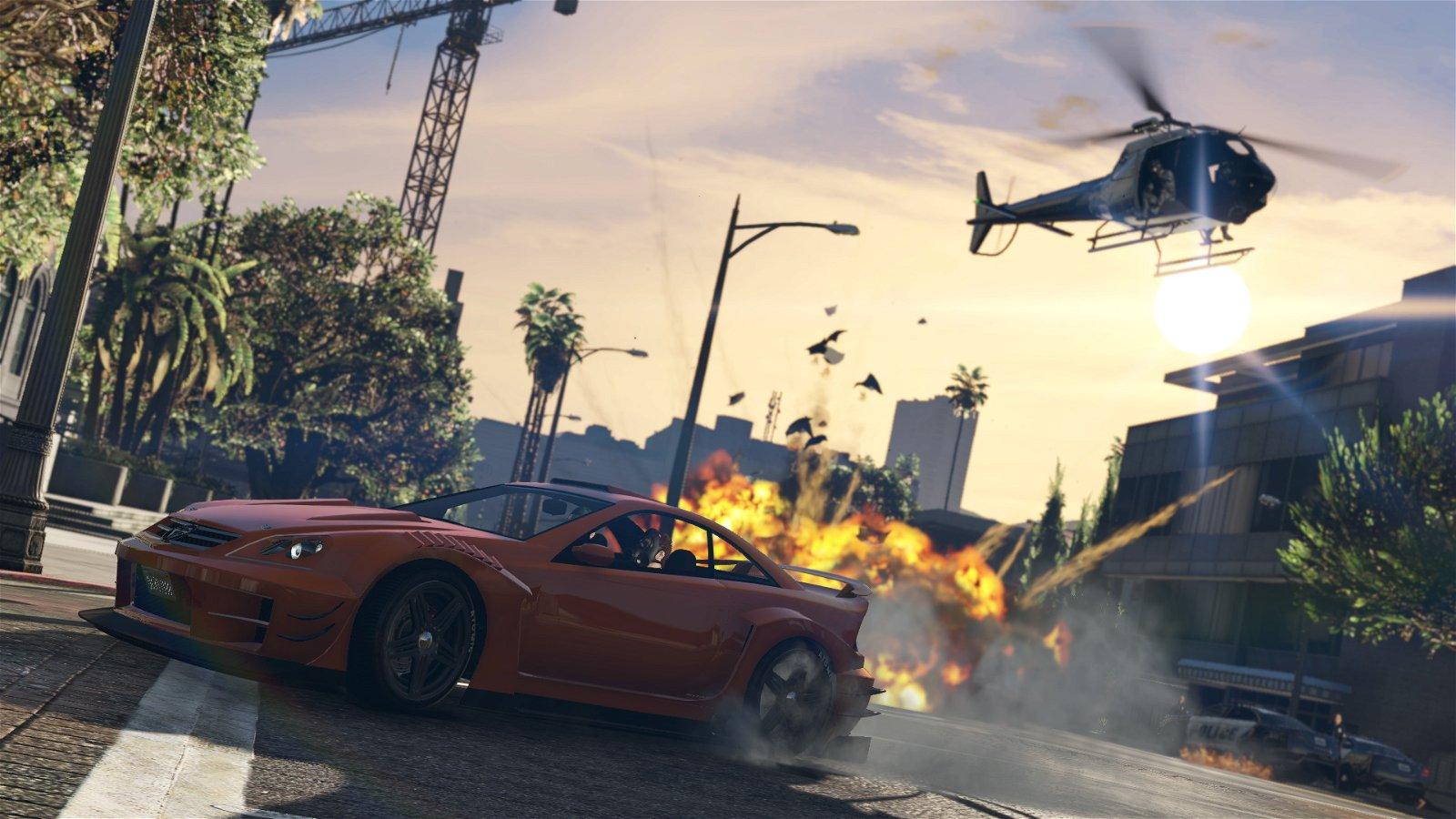 GTA Online Getting Major Expansion in June 1