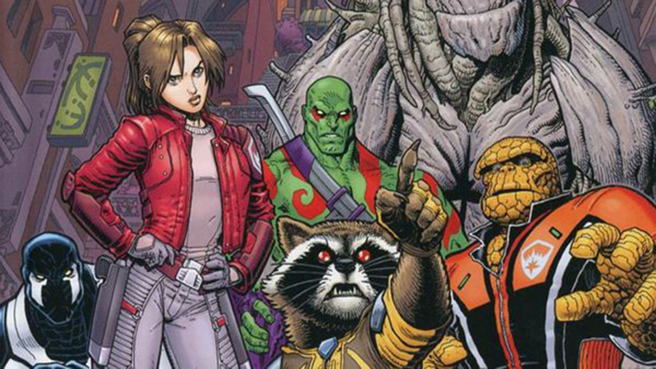 Guardians of the Galaxy: Volume 1 (Graphic Novel) Review
