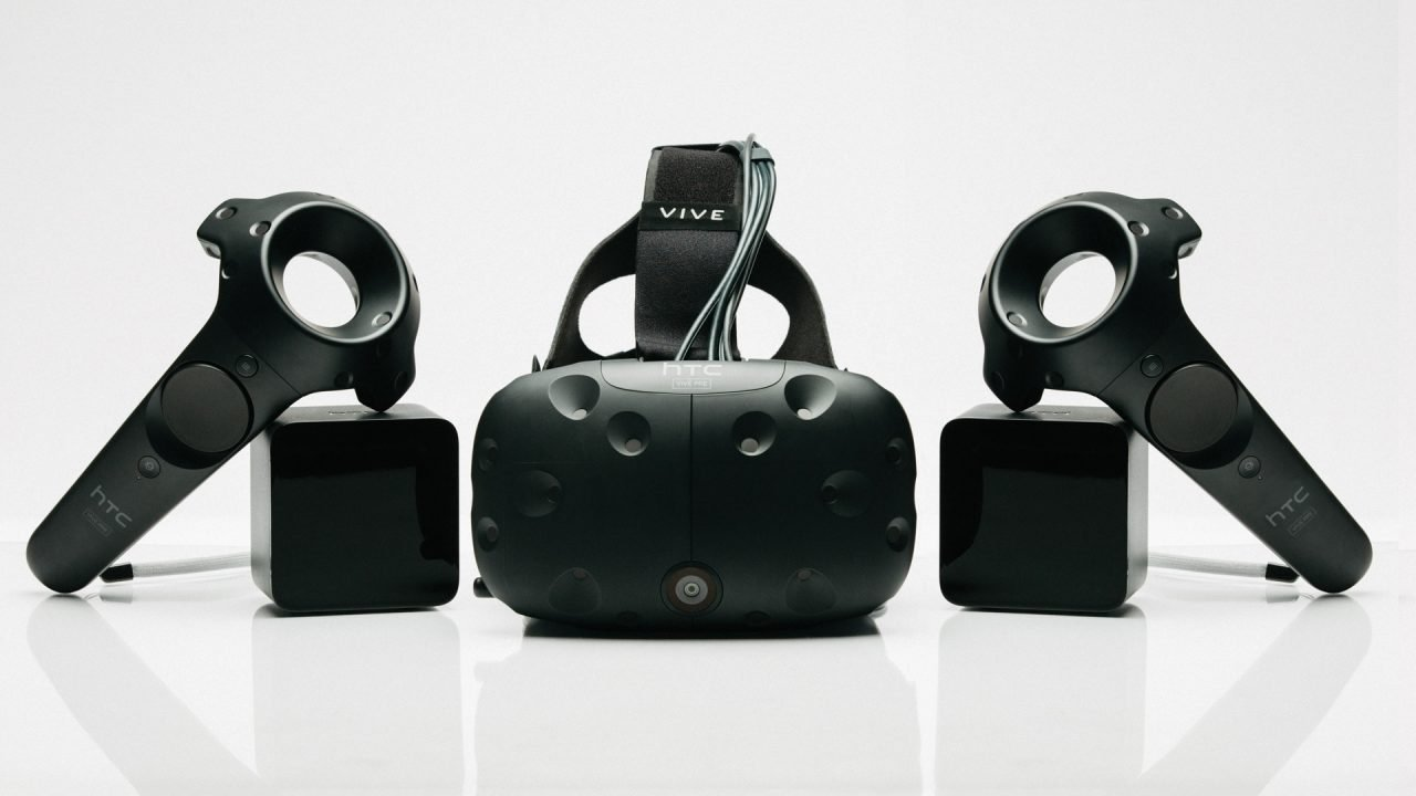 Hardware Review: HTC Vive 9