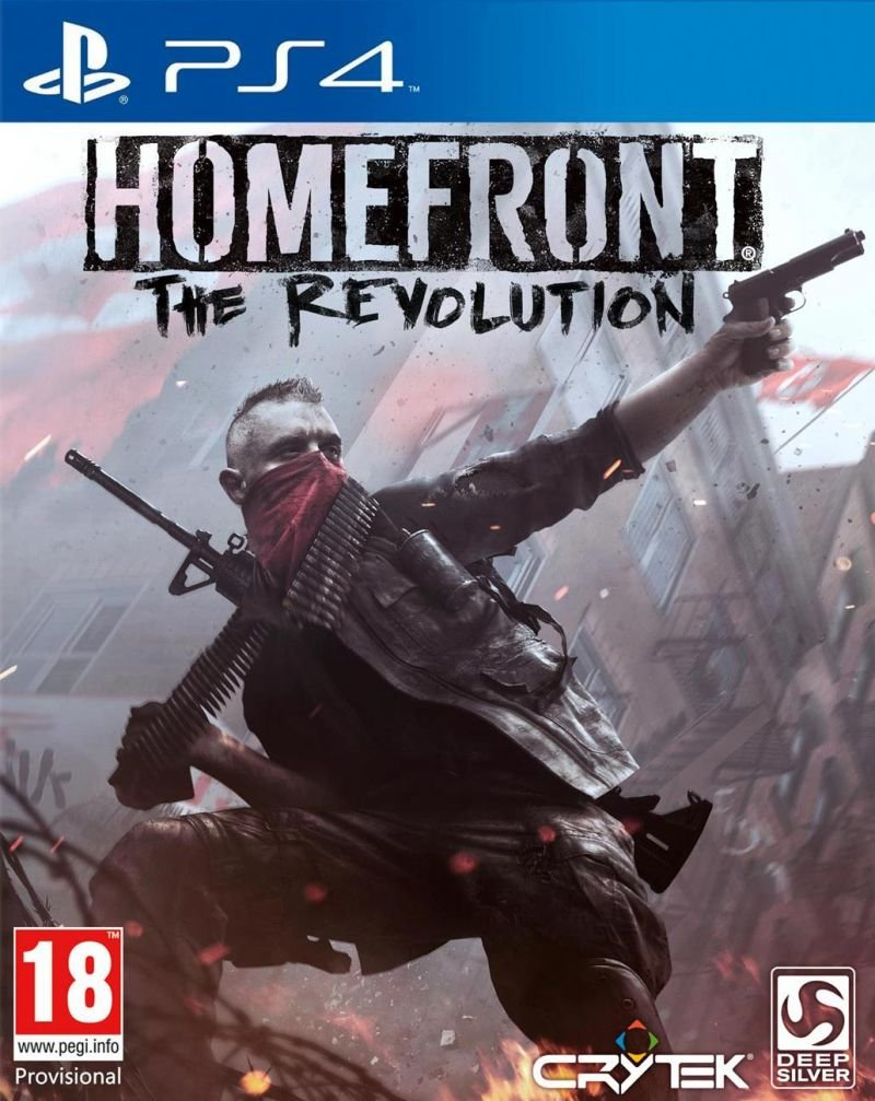 Homefront: The Revolution (PS4) Review 11