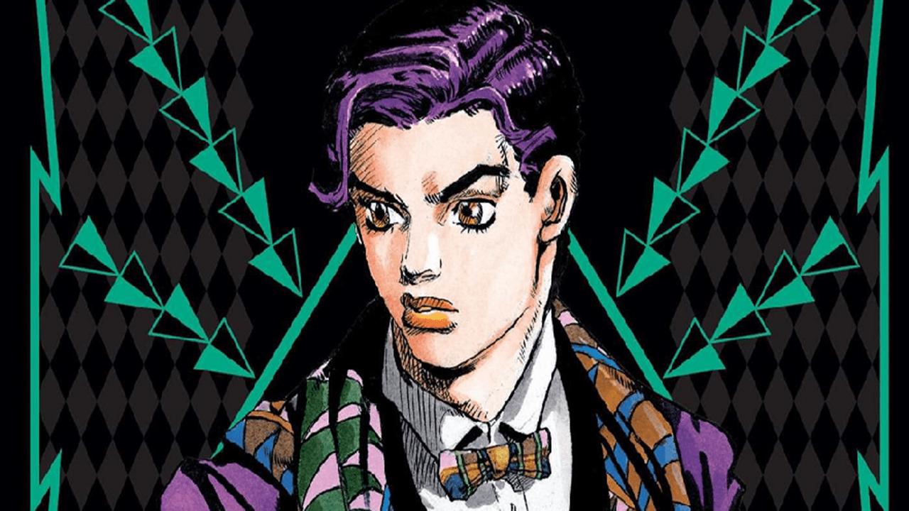 JoJo's Bizarre Adventure Part 1: Phantom Blood (Manga) Review 1