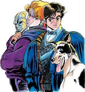 Jojo'S Bizarre Adventure Part 1: Phantom Blood (Manga) Review 2