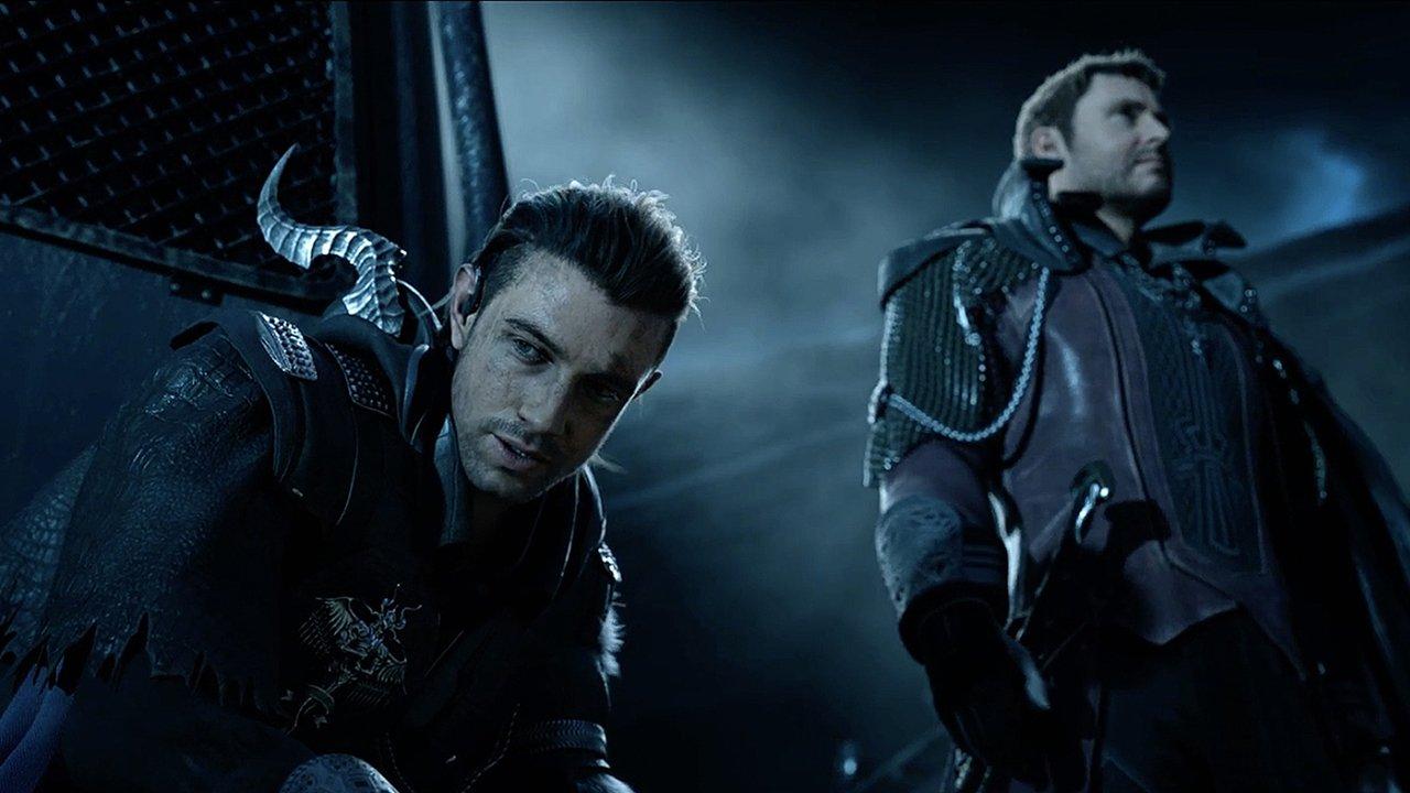 Kingsglaive: Final Fantasy XV Trailer Released 2