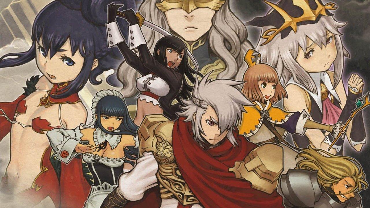 Langrisser Re: Incarnation –Tensei- (3DS) Review
