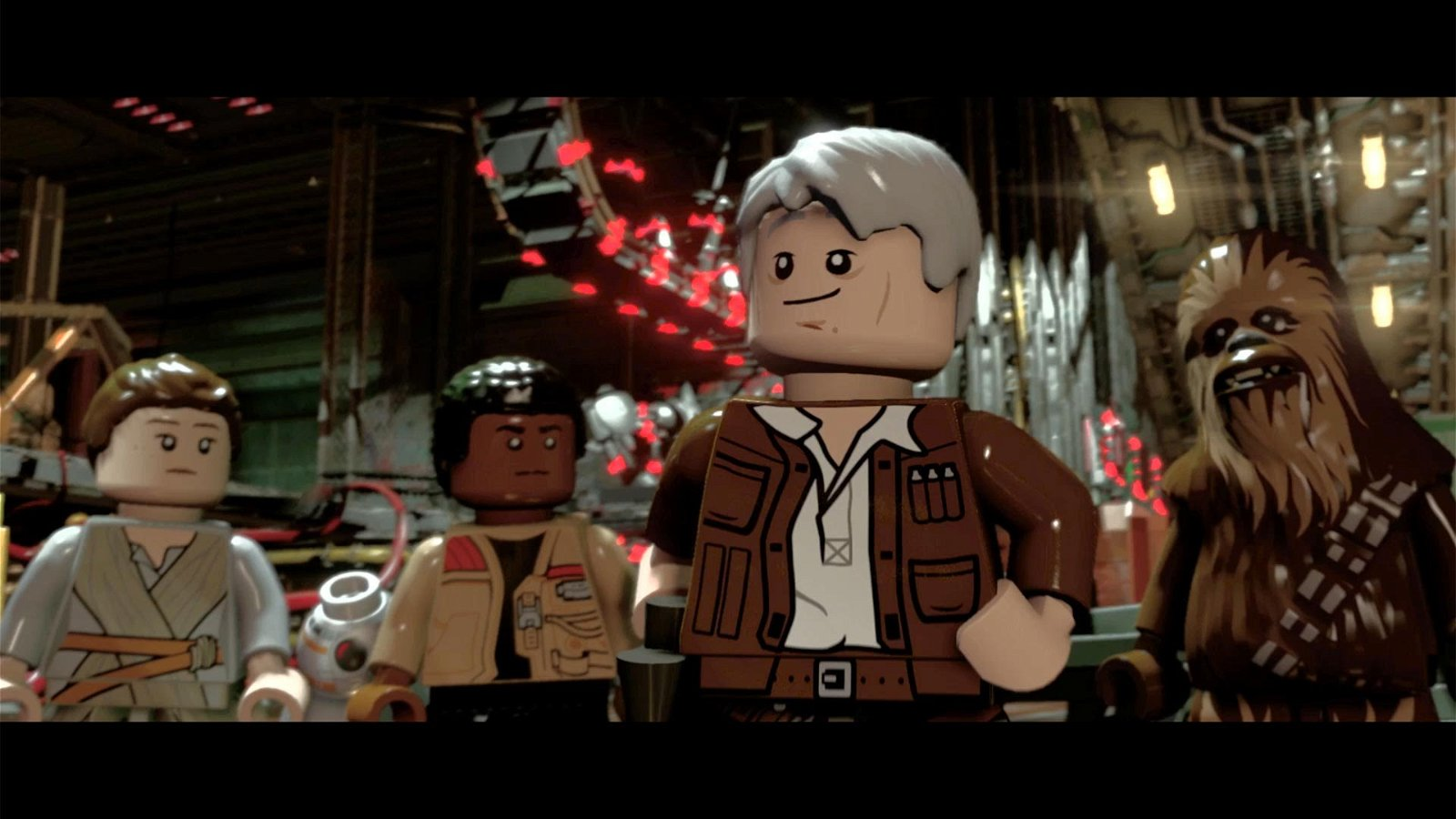 LEGO Star Wars: The Force Awakens: New Adventures Trailer 2