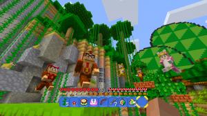 Minecraft Getting Super Mario Mash Up Pack 1