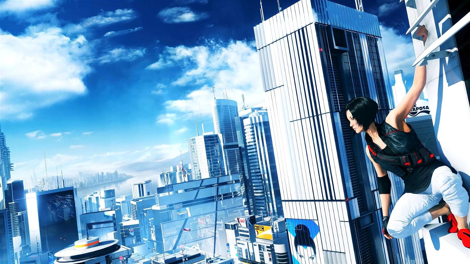 Mirror's Edge TV Series Announced 1