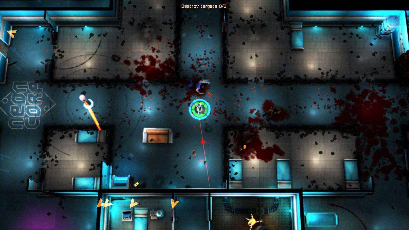 Neon Chrome (Pc) Review 1