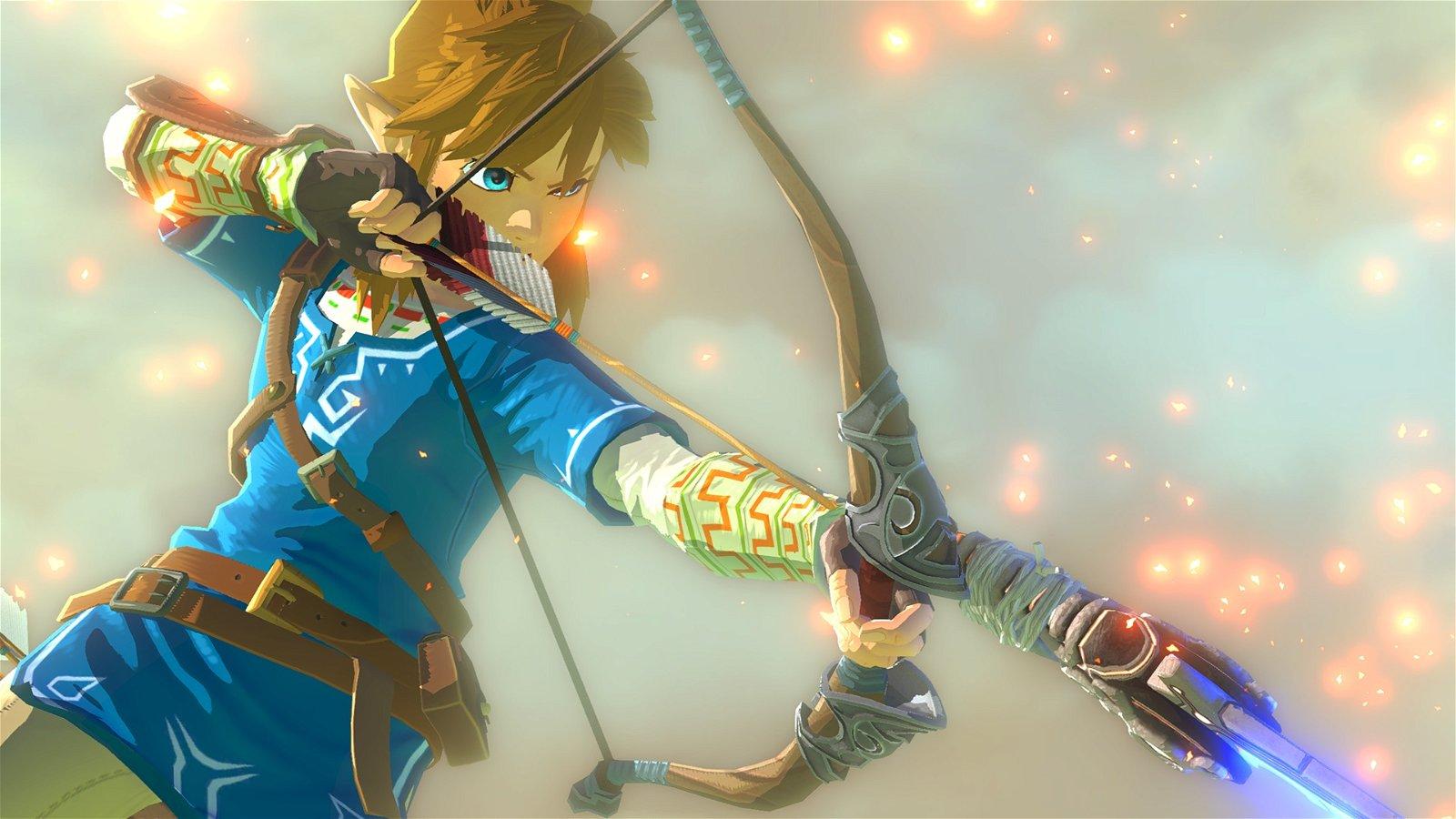 New Legend Of Zelda Will Be Nintendo's Focus At E3
