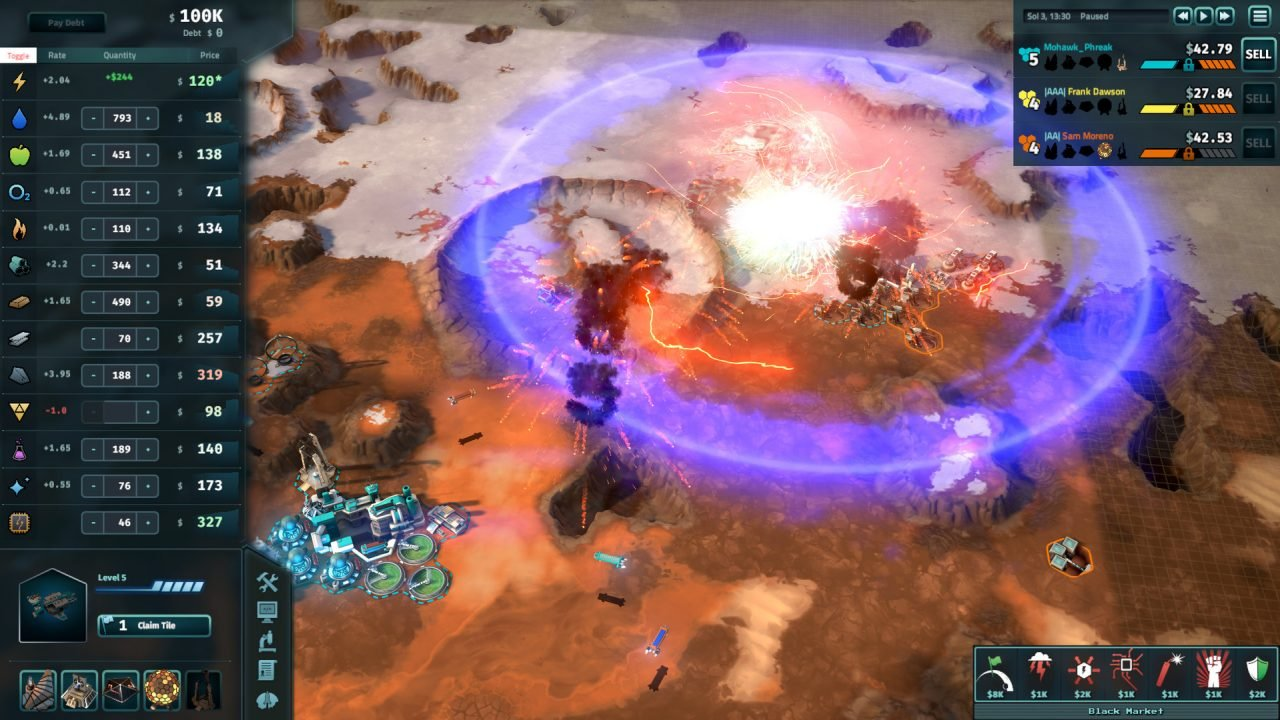 Offworld Trading Company (PC) Review 1