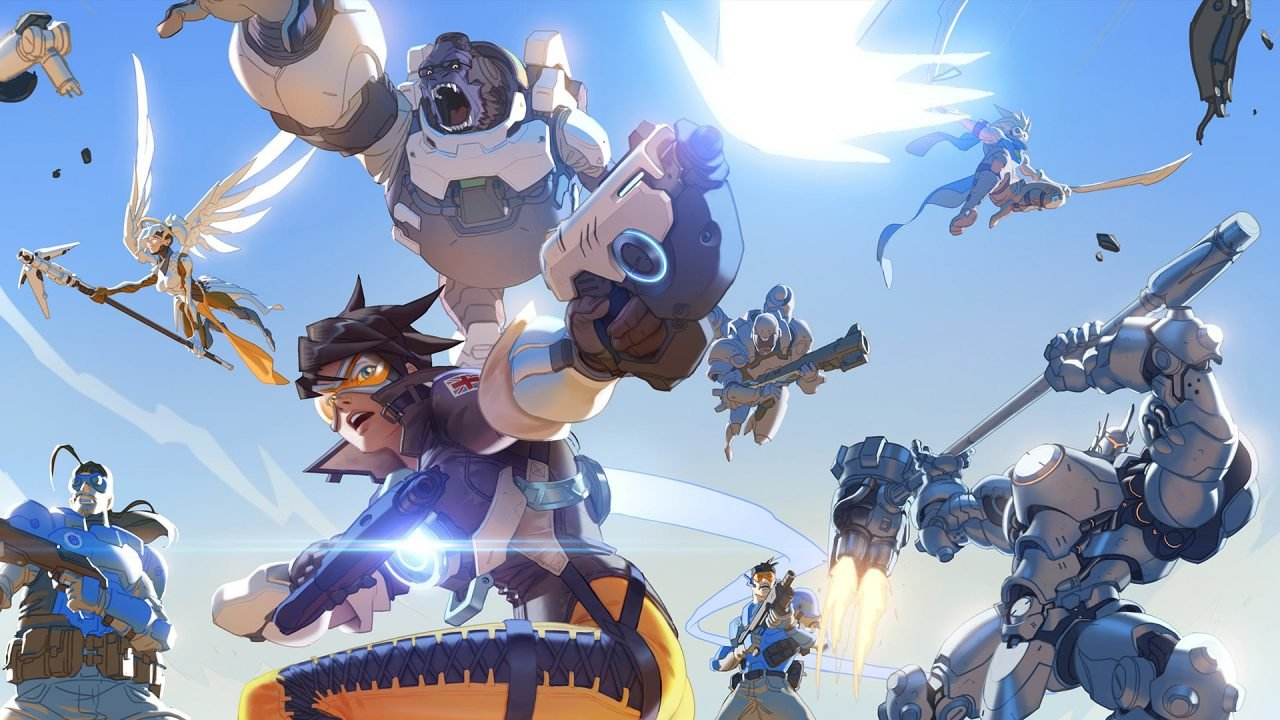 Overwatch Preview - The Next Great Class-Based Shooter