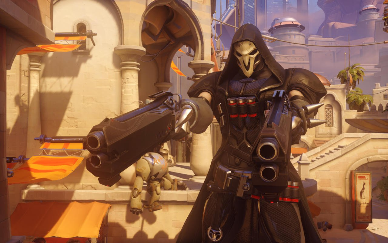 Overwatch Preview - The Next Great Class-Based Shooter 2
