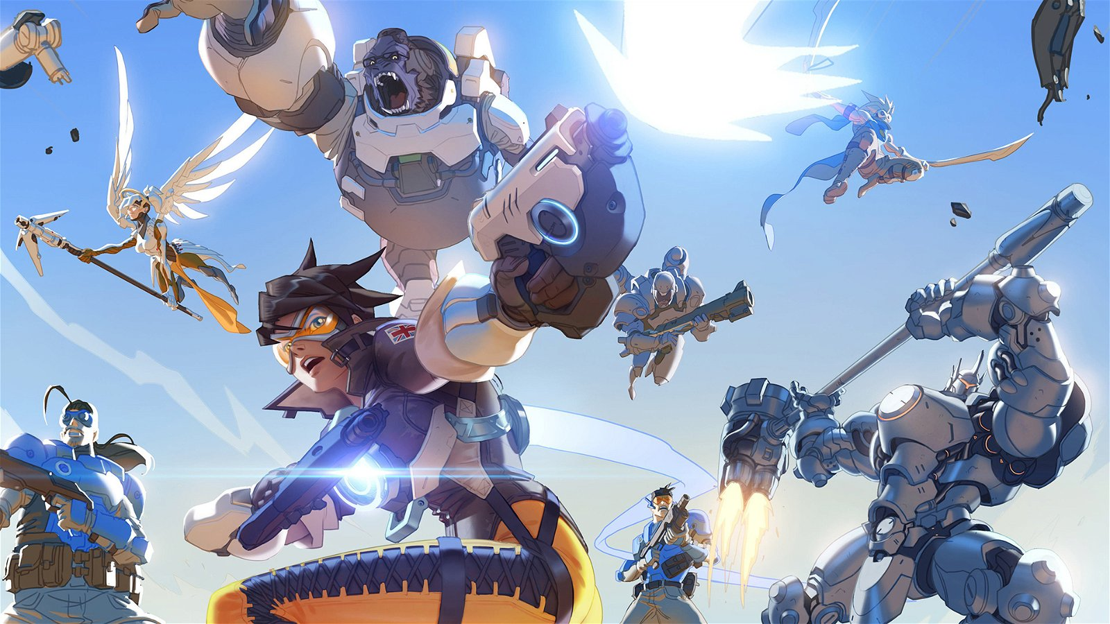 Overwatch Preview - The Next Great Class-Based Shooter 1