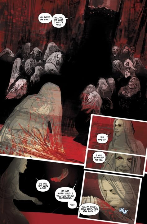 Penny Dreadful (Comic) #1 Review 3