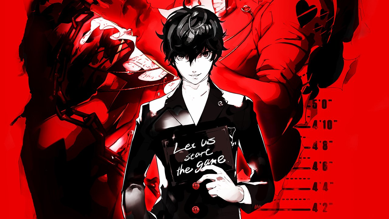 Persona 5 Releases September 15 In Japan 5