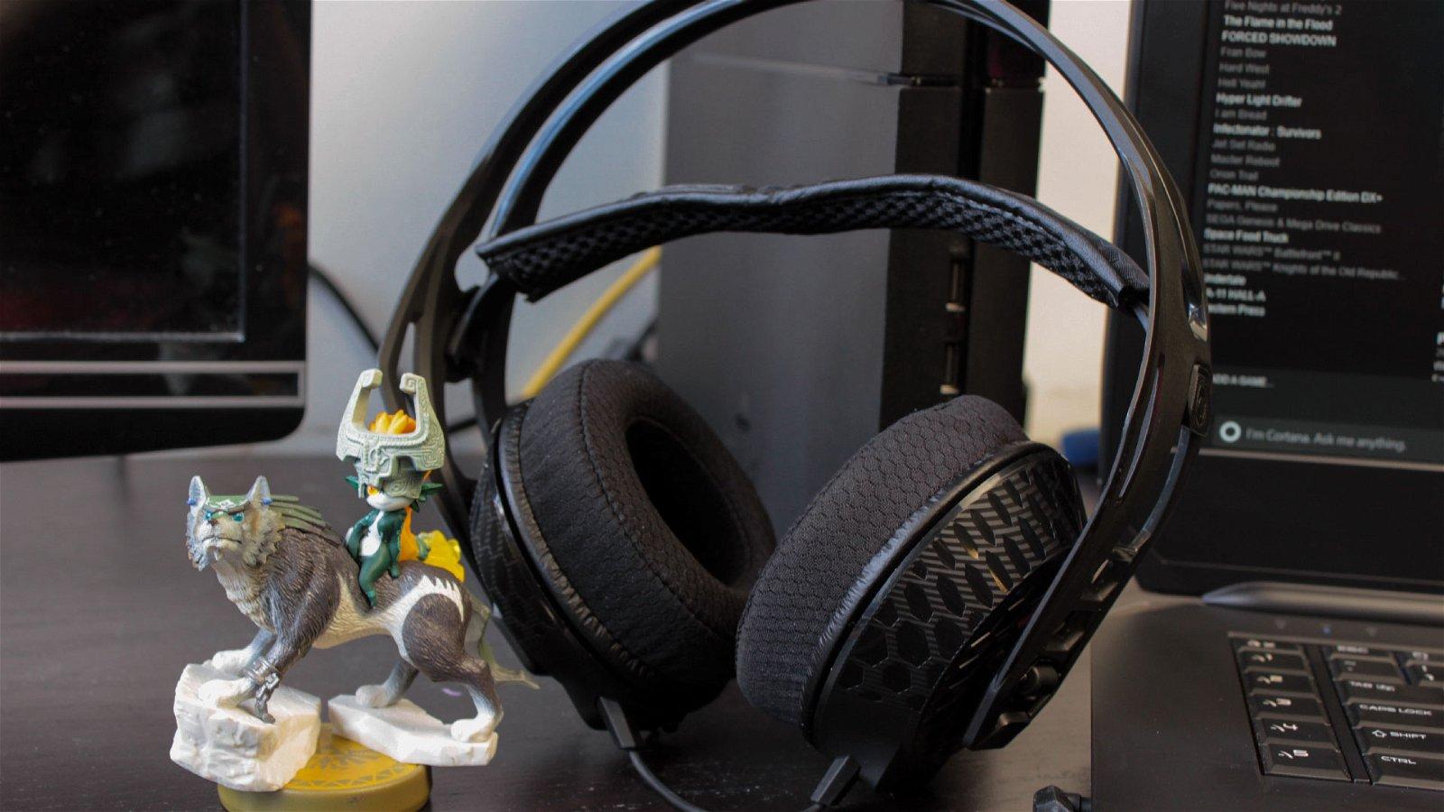 Plantronics Rig 500E (Hardware) Review 5