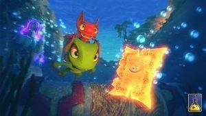 Playtonic Games Releases New Yooka-Laylee Screenshots, Info