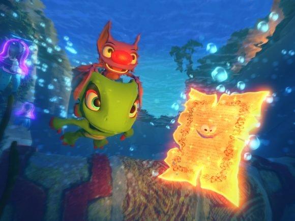 Playtonic Games Releases New Yooka-Laylee Screenshots, Info 1
