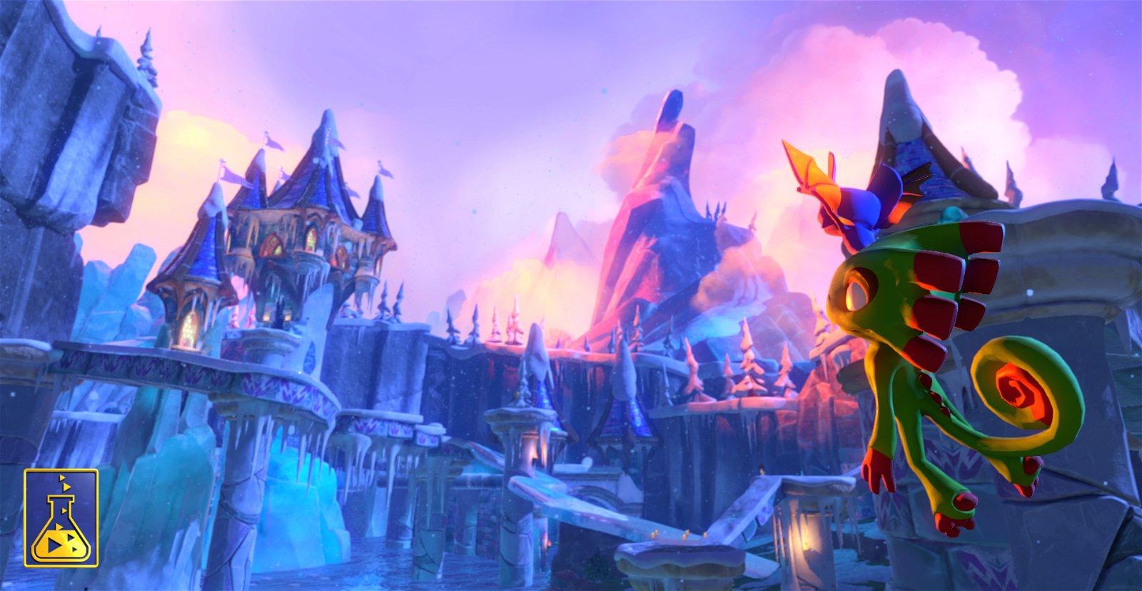 Playtonic Games Releases New Yooka-Laylee Screenshots, Info 2