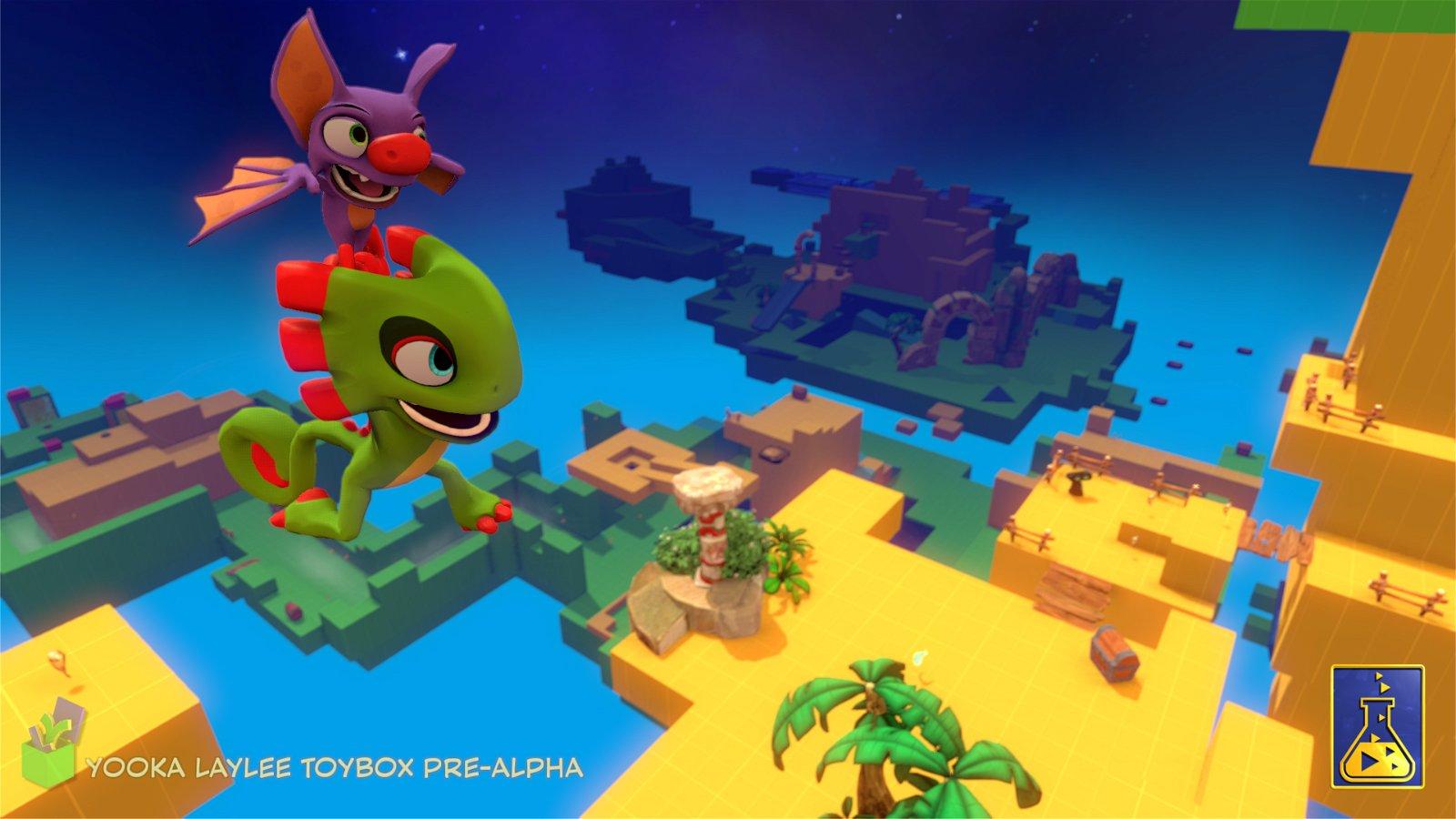 Playtonic Games Releases New Yooka-Laylee Screenshots, Info 3