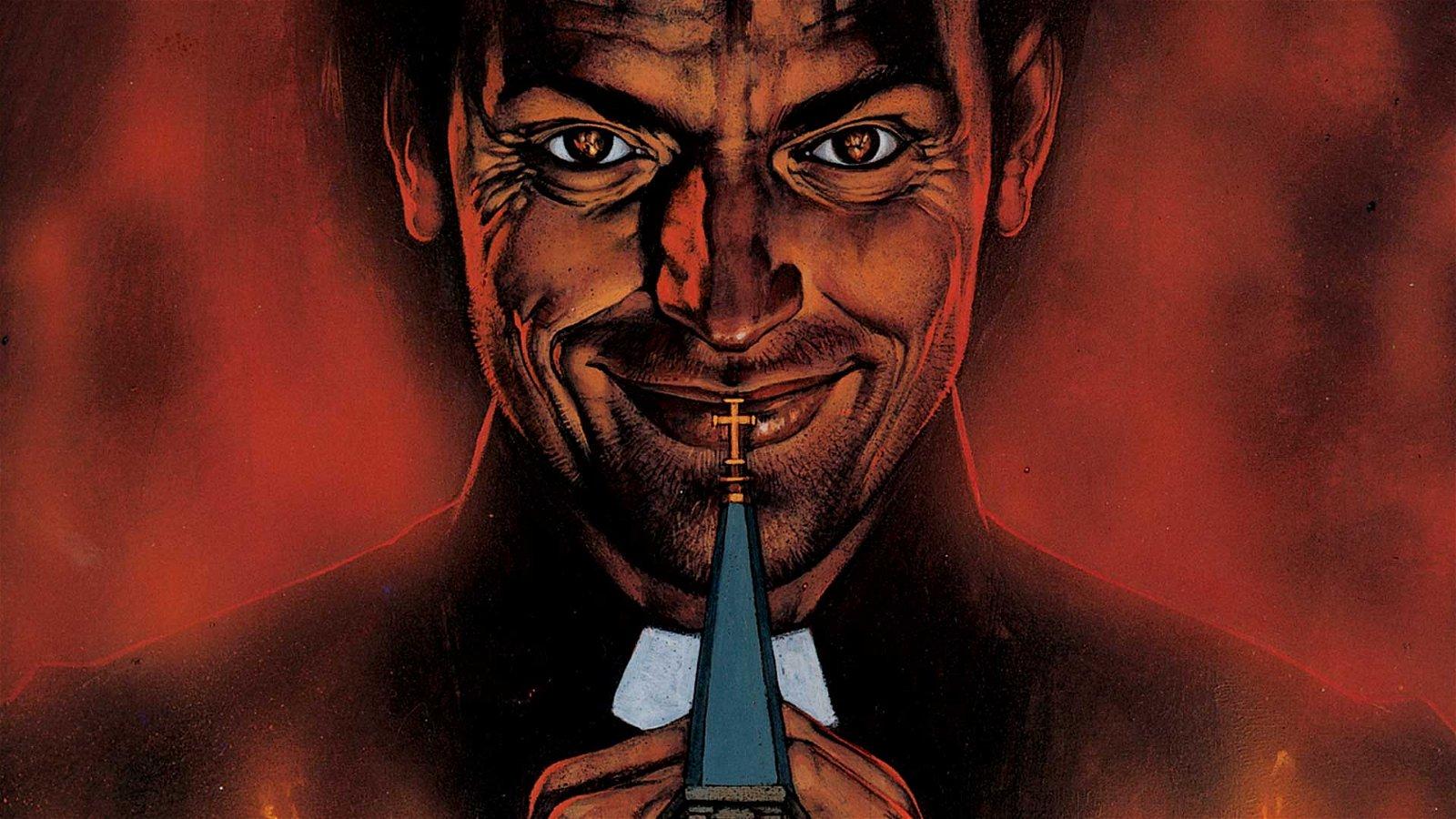 Preacher Book One (Graphic Novel) Review 1