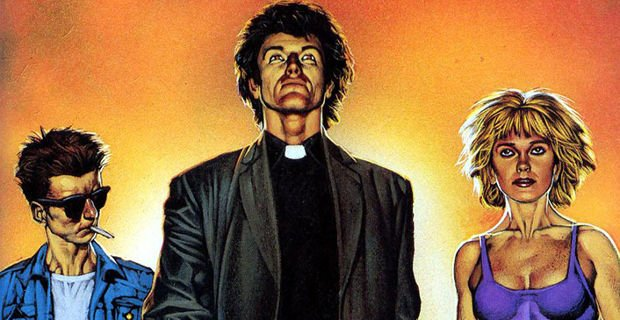 Preacher Book One (Graphic Novel) Review 3