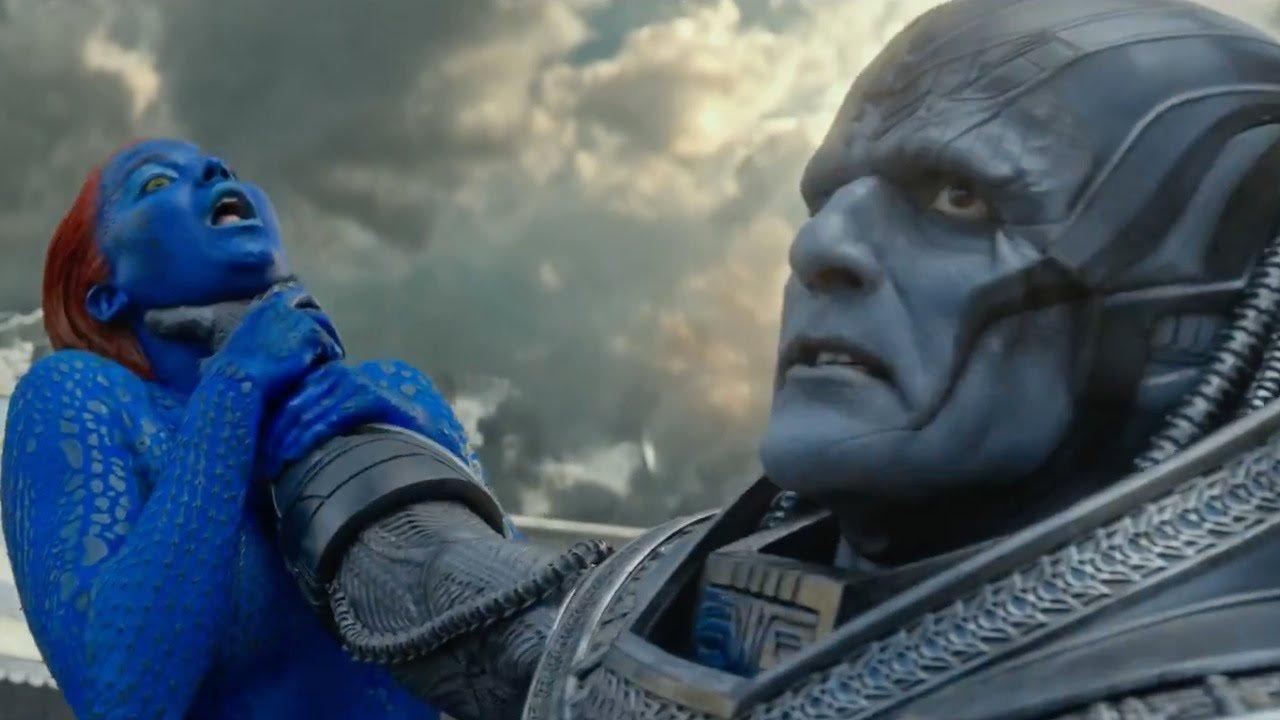 Ranking The X-Men Movies 4