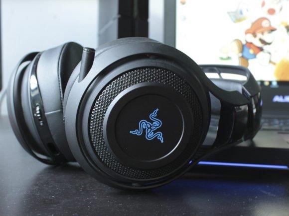 Razer Man 'O War Wireless Headset (Hardware) Review 1