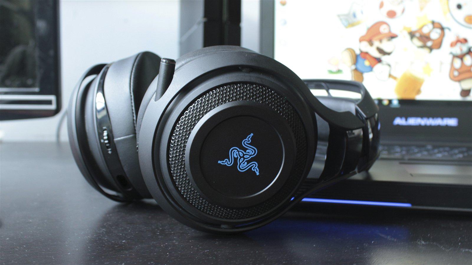 Razer Man'OWar Wireless Headset (Hardware) Review 7