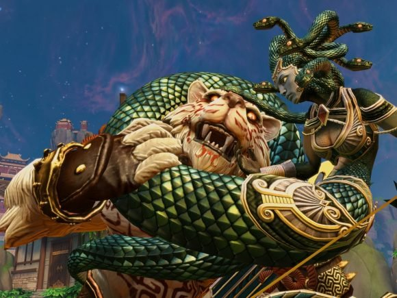 Smite on PS4 Launches on May 31st 1
