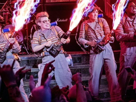 Sony Releases Action Packed Ghostbusters Trailer