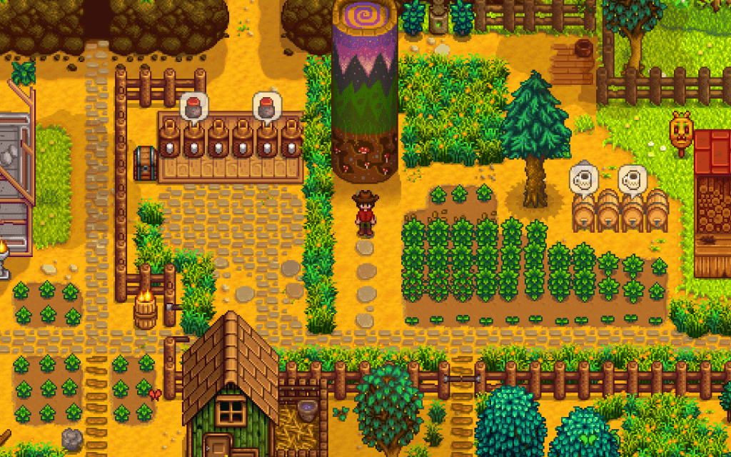 Stardew Valley Getting Multiplayer, Mac And Console Release