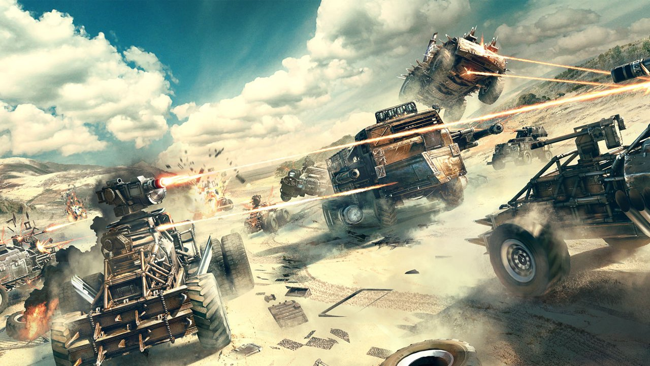 Targem's Crossout Rides Shiny and Chrome 1