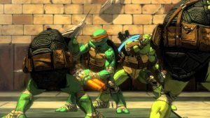 Teenage Mutant Ninja Turtles: Mutants in Manhattan (PS4) Review 3