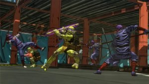 Teenage Mutant Ninja Turtles: Mutants in Manhattan (PS4) Review 5