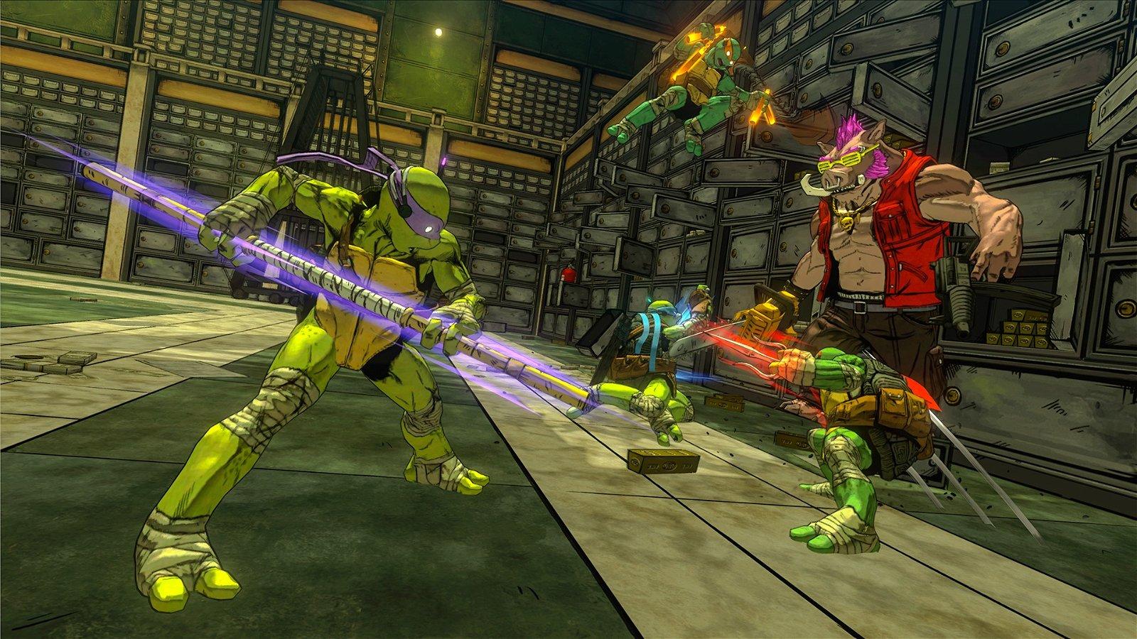 Teenage Mutant Ninja Turtles: Mutants In Manhattan (Ps4) Review 6