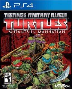 Teenage Mutant Ninja Turtles: Mutants in Manhattan (PS4) Review 1