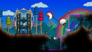 Terraria Releasing on Wii U in June