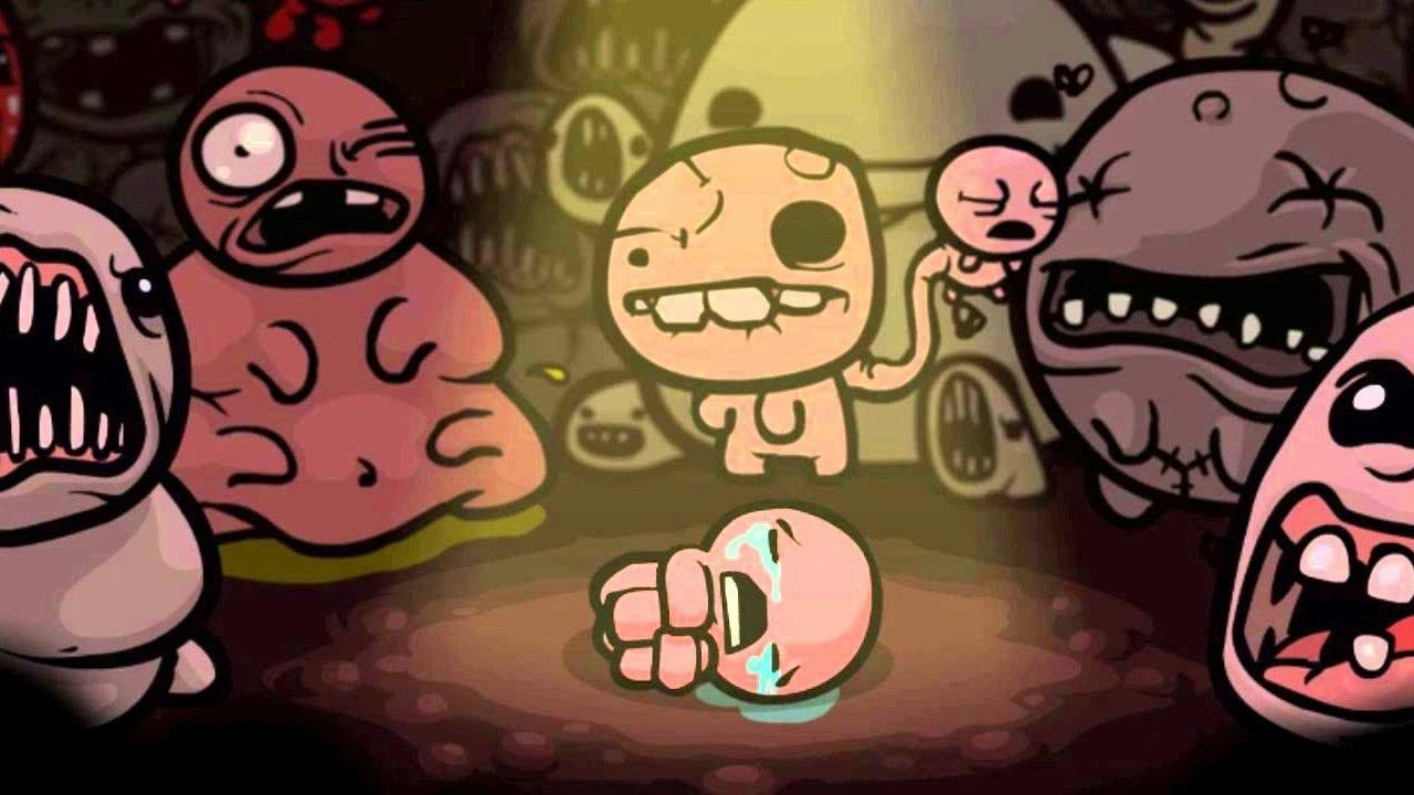 The Binding of Isaac: Afterbirth PS4 Release Date 3
